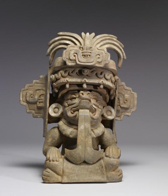 Mayan Burial Urns